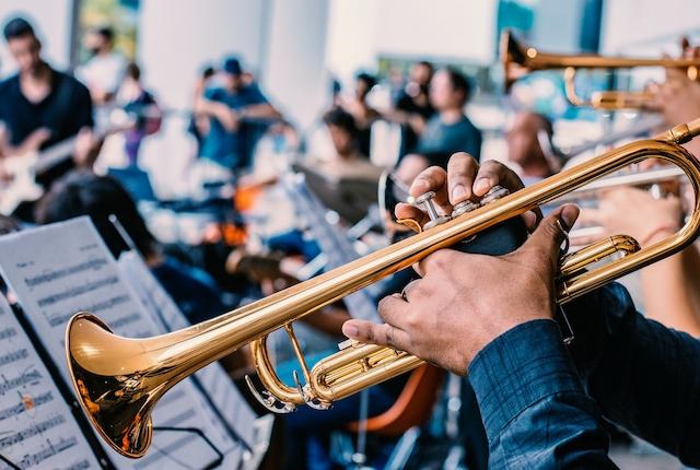 Jazzkoncert med
