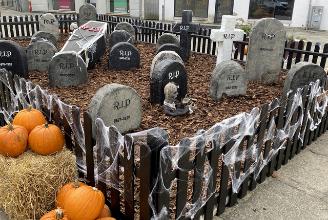 Halloween - efterårsferie - fredag